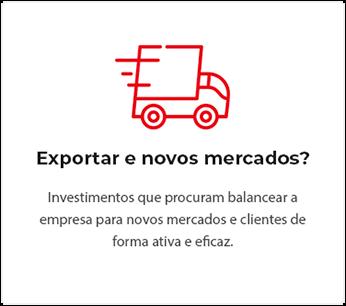 exportar e novos mercados